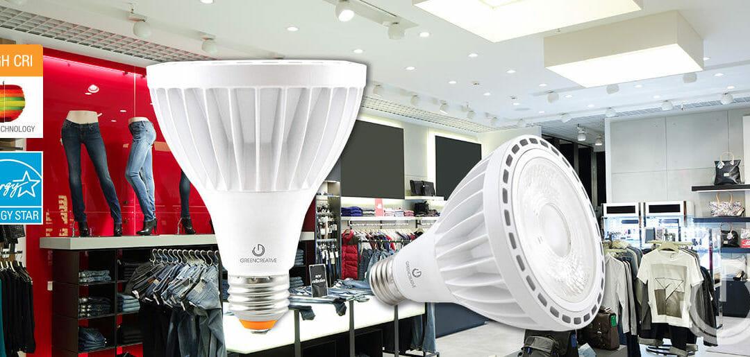 NEW, POWERFUL PAR 30 LED REPLACES CMH METAL HALIDE