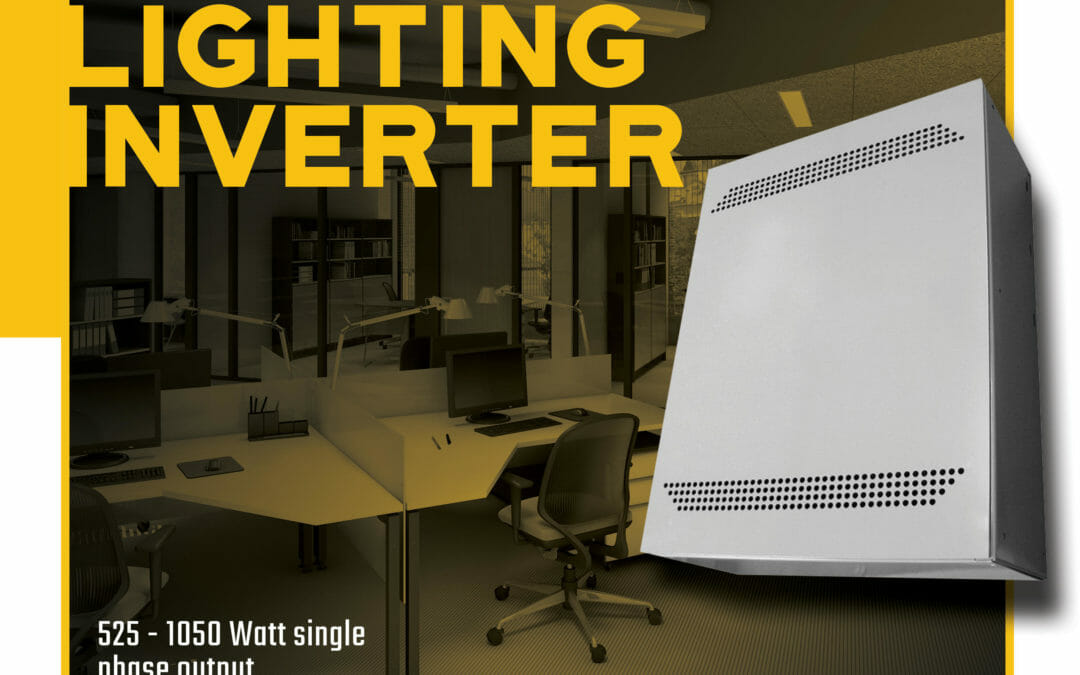 Use A Phoenix Lite Emergency Lighting Inverter to Power Your Emergency Lighting